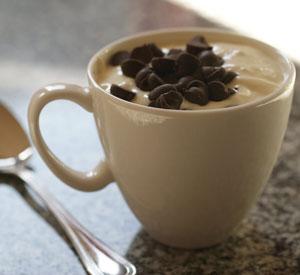 cheesecake cappuccino